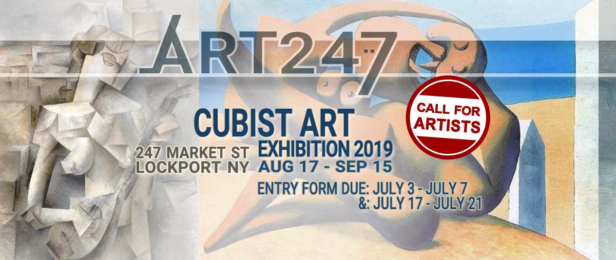 CUBISM   Exhibition 2019