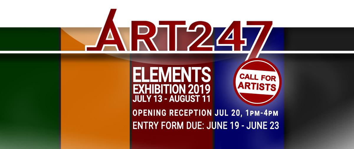 ELEMENTS   Exhibition 2019