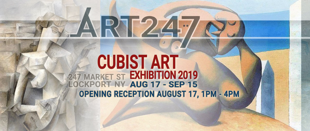 CUBISM | EXHIBITION 2019