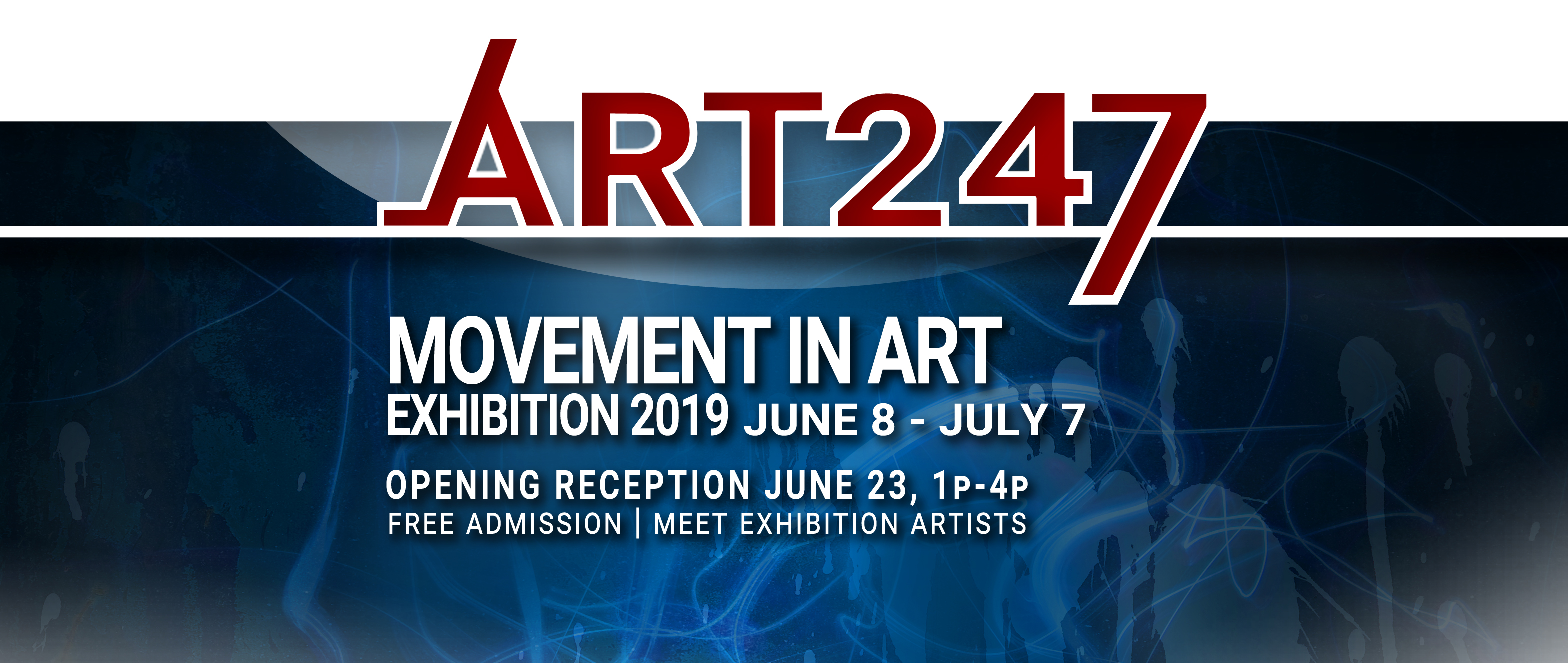 Movement In Art | Exhibition 2019